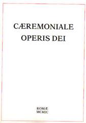 Caremonial del Opus Dei
