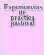 Experiencias de práctica pastoral