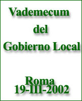 Vademecum del gobierno local