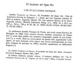 Informaci n opiniones y testimonios sobre el opus dei for Inodoro roca eos opiniones