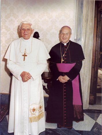 Resultado de imagen de El prelado del Opus Dei Javier Echevarría